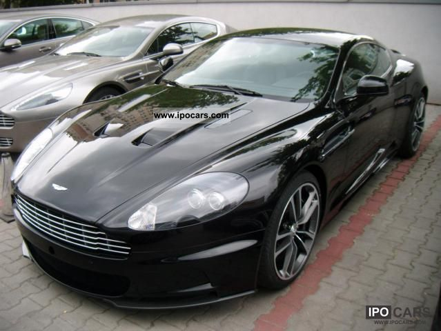2011 Aston Martin  DBS Carbon Black cena EKSPORTOWA Sports car/Coupe New vehicle photo