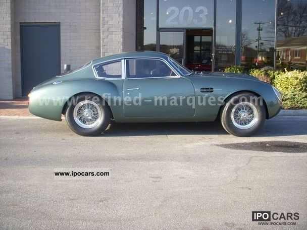 Aston Martin  DB4 GTZ 1959 Vintage, Classic and Old Cars photo