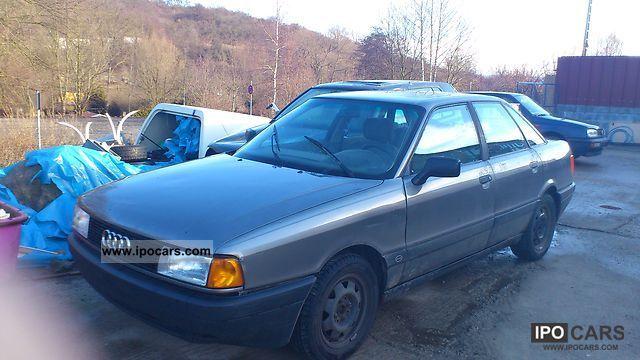 1988 Audi  80 1.8 S Limousine Used vehicle photo