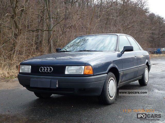 1991 Audi  80 Limousine Used vehicle photo