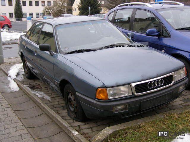 1990 Audi  80 1.8 Limousine Used vehicle photo