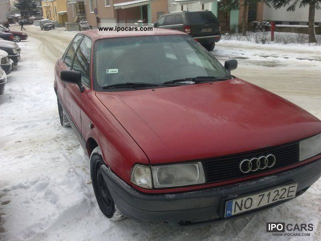 1989 Audi  80 b3 Other Used vehicle photo