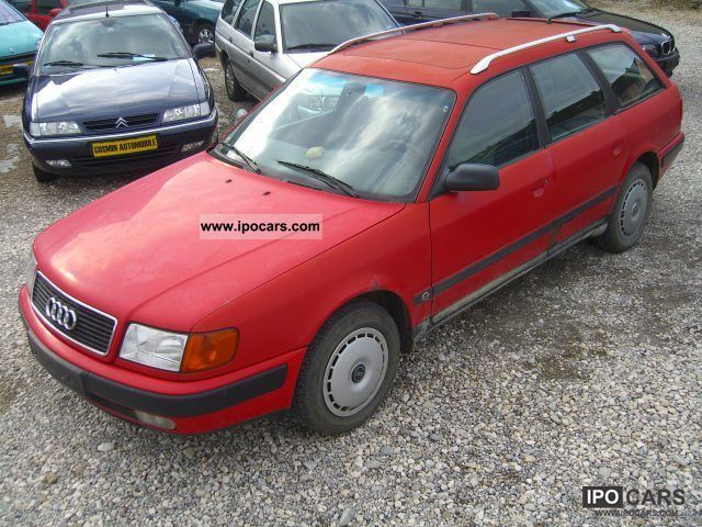 1992 Audi  100 Avant Estate Car Used vehicle photo