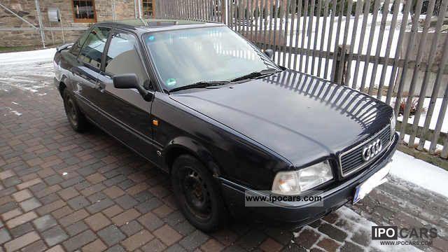 1993 Audi  80 Limousine Used vehicle photo