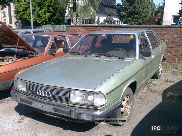 Audi  100 1979 Vintage, Classic and Old Cars photo