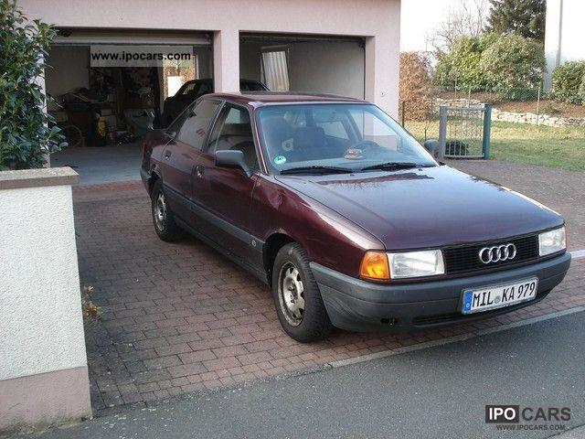 1991 Audi  80 1.8 S Limousine Used vehicle photo