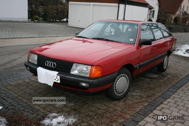 1989 Audi  100 Avant Estate Car Used vehicle photo