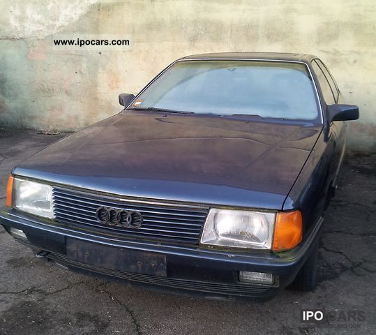 1988 Audi  100 2.3 E Limousine Used vehicle photo