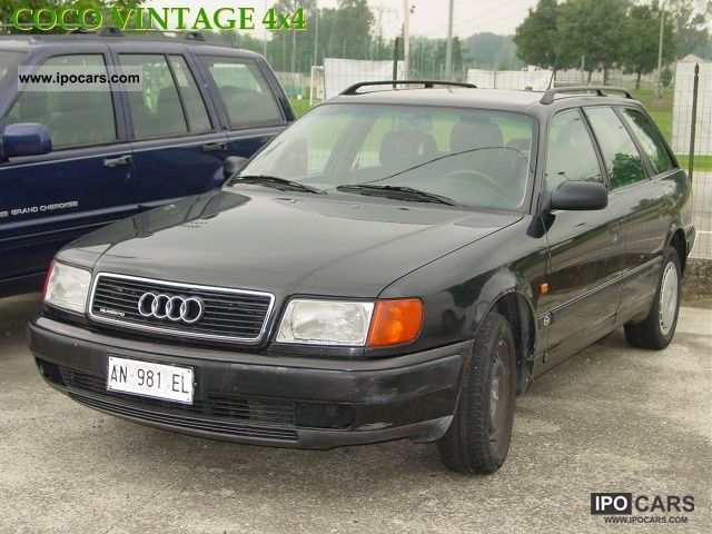 1993 Audi  100 2.0 E 16V quattro Avant cat Estate Car Used vehicle photo