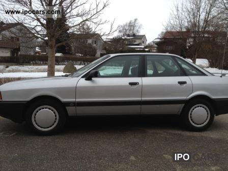 1990 Audi  80 Limousine Used vehicle photo