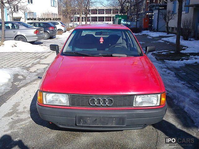 1988 Audi  80 1.8 Limousine Used vehicle photo