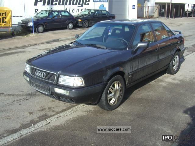 1992 Audi  80 B4 only 189.807km Limousine Used vehicle photo