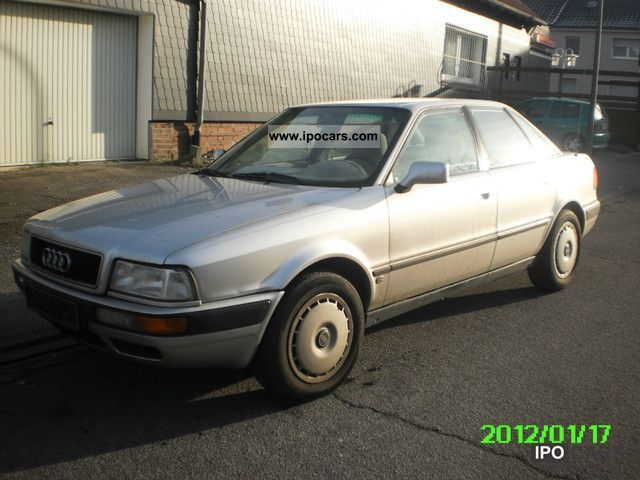 1992 Audi  80 2.6 E * AUTOMATIC * tüv 11.2012 Limousine Used vehicle photo