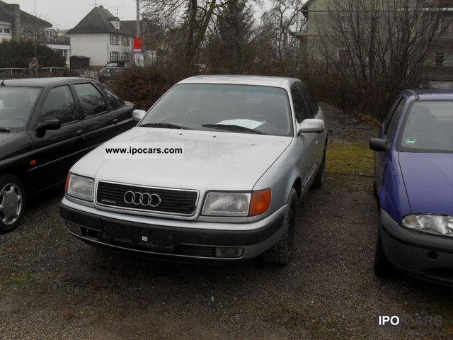 1991 Audi  100 2.8L Quattro WHEEL DRIVE! Limousine Used vehicle photo