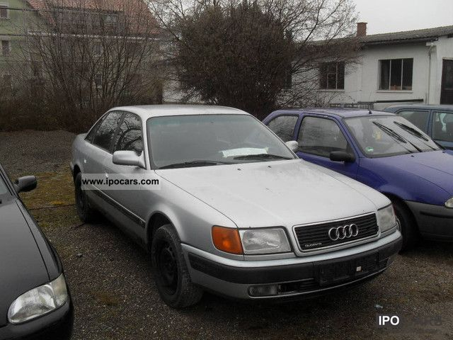 1991 Audi 100 2.8L Quattro WHEEL DRIVE! Limousine Used vehicle photo 1