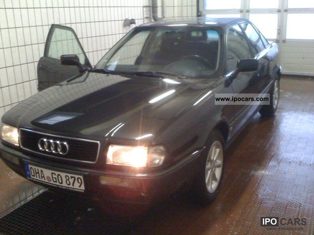 1993 Audi  80 Europe Limousine Used vehicle photo