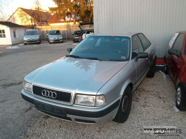 1992 Audi  80 B4 Limousine Used vehicle photo