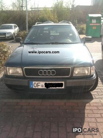 1995 Audi  80 Estate Car Used vehicle photo