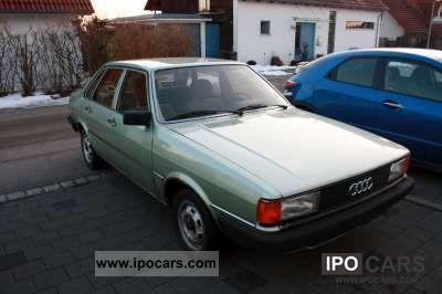 Audi  80 Type 81 GIs 1978 Vintage, Classic and Old Cars photo