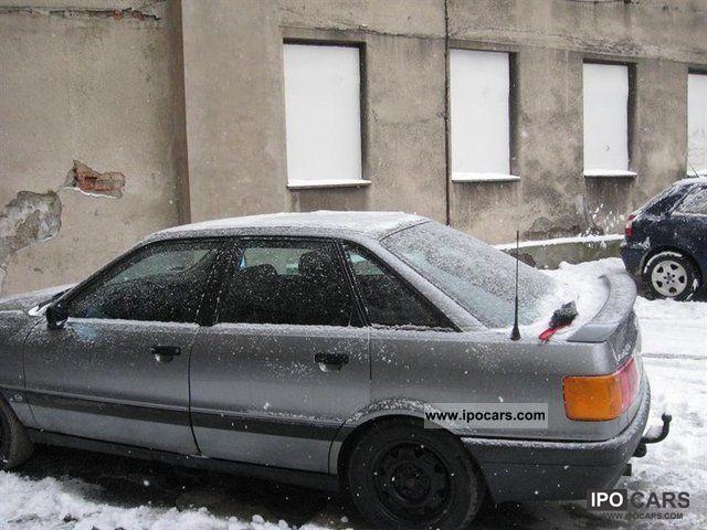 1989 Audi  80 Other Used vehicle photo