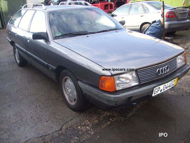 1989 Audi  100 Avant 2.3 E Limousine Used vehicle photo