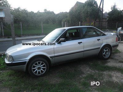 Audi  80 1995 Liquefied Petroleum Gas Cars (LPG, GPL, propane) photo