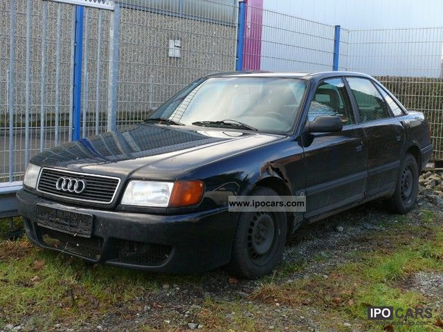 1992 Audi  E 100 2.3 Suede / el SSD / CL / and many others. Limousine Used vehicle photo