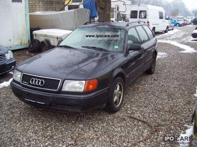 1994 Audi  100 Avant quattro TUV to 01.2013 Estate Car Used vehicle photo