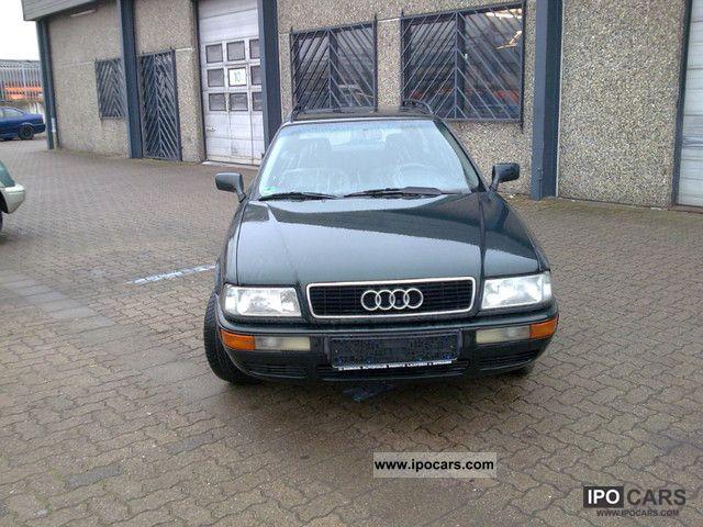 1992 Audi  80 Avant 2.6 E Estate Car Used vehicle photo