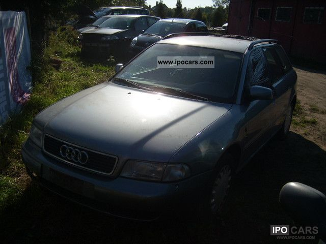 Audi  A4 LPG SEKWENCJA 1997 Liquefied Petroleum Gas Cars (LPG, GPL, propane) photo