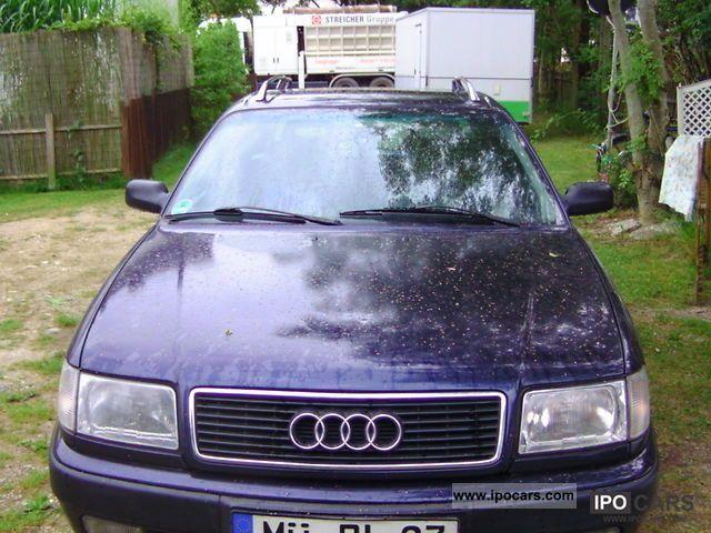 1993 Audi  100 Limousine Used vehicle photo