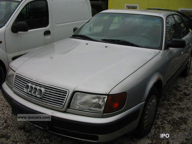 1992 Audi  100 2.0 E Limousine Used vehicle photo
