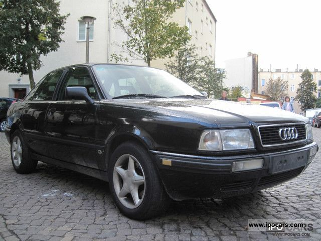 1994 Audi 80 Sport Edition Car Photo And Specs