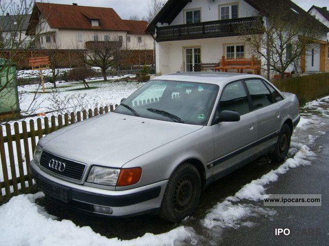 1994 Audi  100 2.6 E Limousine Used vehicle photo