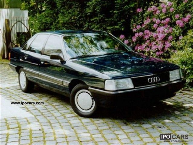 1991 Audi  100 2.3 * ABS * 2 * EURO * ZV * SERVO HU 09/2012 * Limousine Used vehicle photo