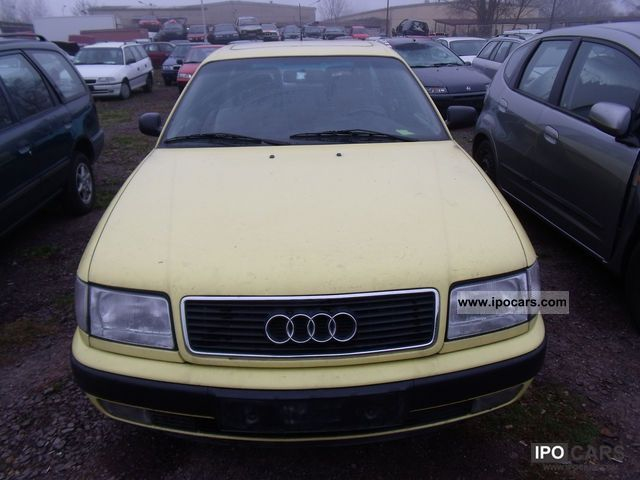 1993 Audi  100 2.6 l Estate Car Used vehicle photo