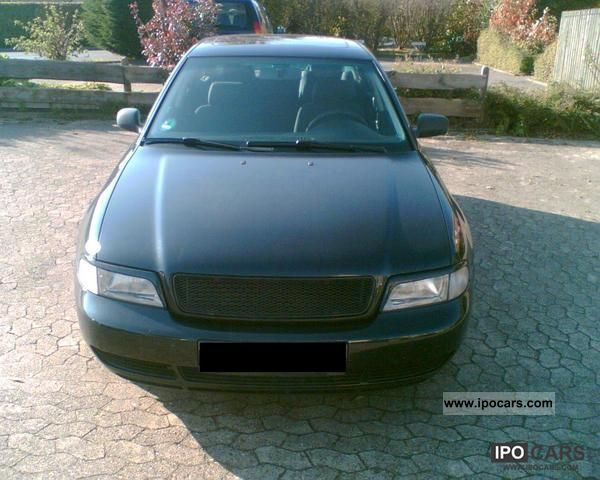 1995 Audi  A4 1.6 Limousine Used vehicle photo