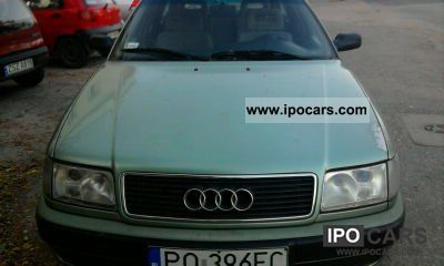 1996 Audi  100 combi Other Used vehicle photo