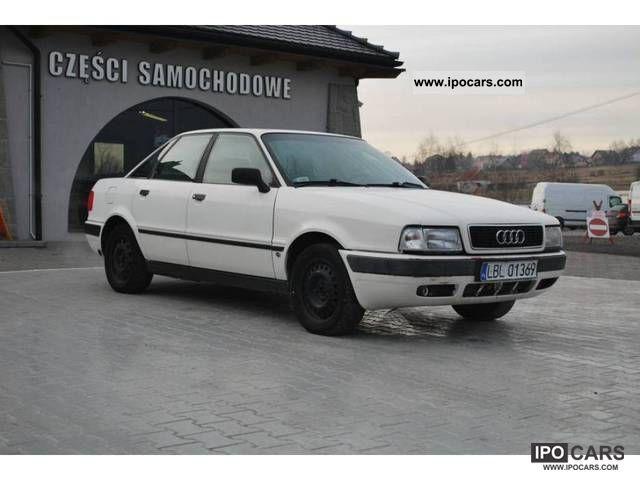 Audi  80 INSTALACJA Gazowa!! 1992 Liquefied Petroleum Gas Cars (LPG, GPL, propane) photo