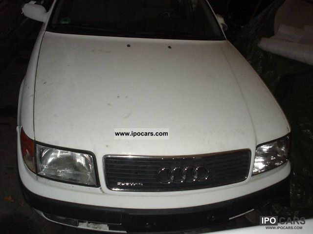 1991 Audi 100 quattro climate control towbar ** ** - Car Photo and ...