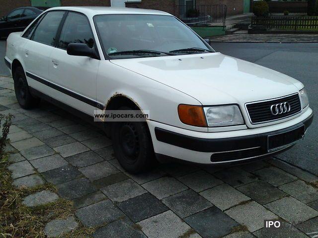 1991 Audi  100, Guene badge tracking, even Limousine Used vehicle photo