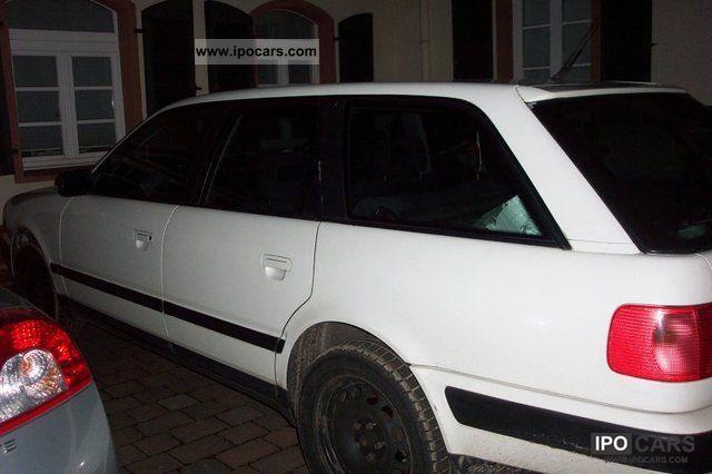 1993 Audi  100 Avant Estate Car Used vehicle photo