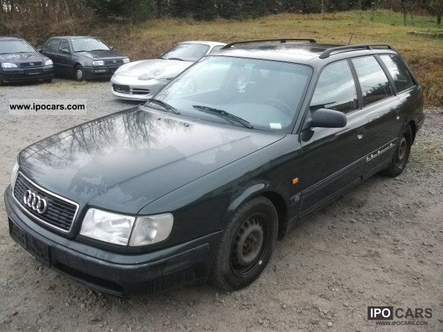 1993 Audi  100 Avant TDI Estate Car Used vehicle (business photo