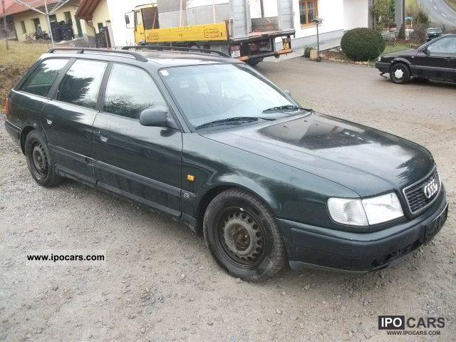1993 Audi 100 Avant Tdi Car Photo And Specs