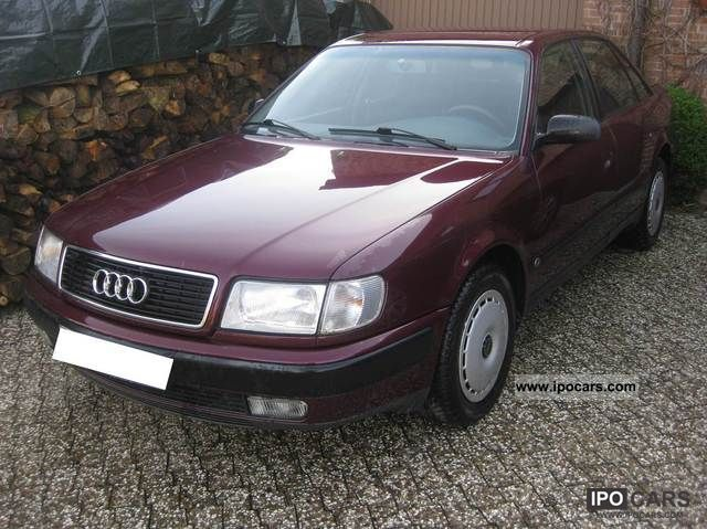 1994 Audi  100 2.0 E Europe Limousine Used vehicle photo