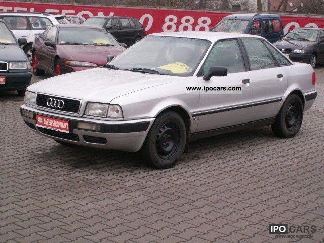 1992 Audi  80 dobrze UTRZYMANY! Limousine Used vehicle photo