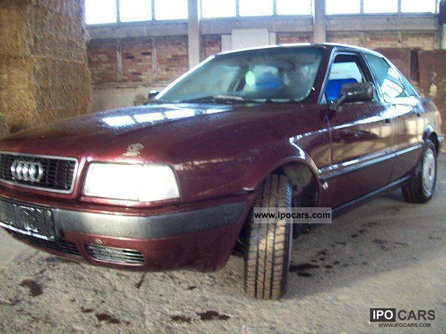 1993 Audi  TDI very economical. TÜV 3/2013 Limousine Used vehicle photo