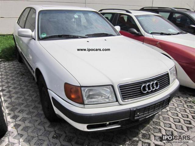 1991 Audi  100 2.8 Quattro Limousine Used vehicle photo