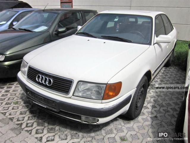 1991 Audi 100 2.8 Quattro Limousine Used vehicle photo 1