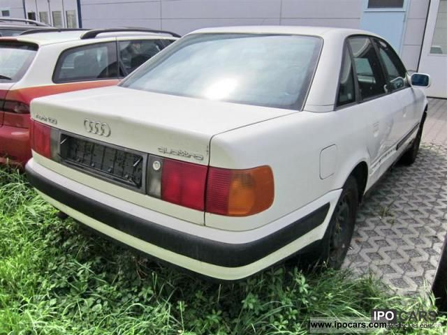 1991 Audi 100 2.8 Quattro Limousine Used vehicle photo 2